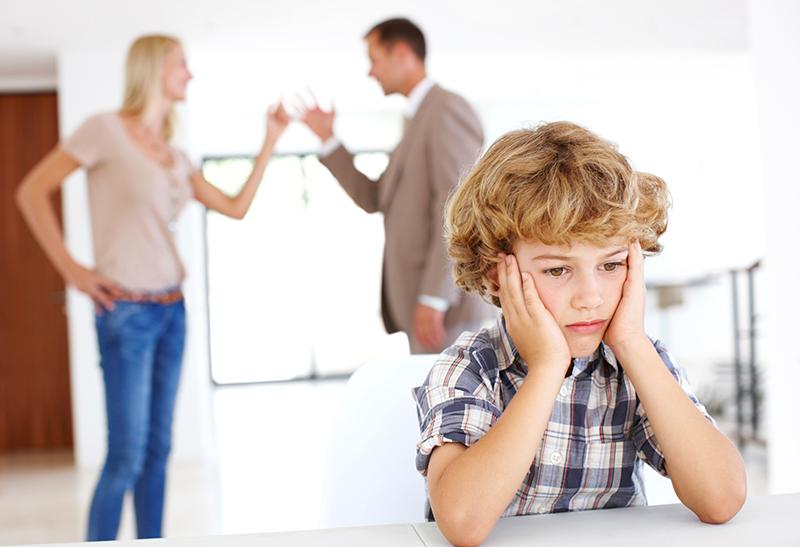 essays on divorce and children