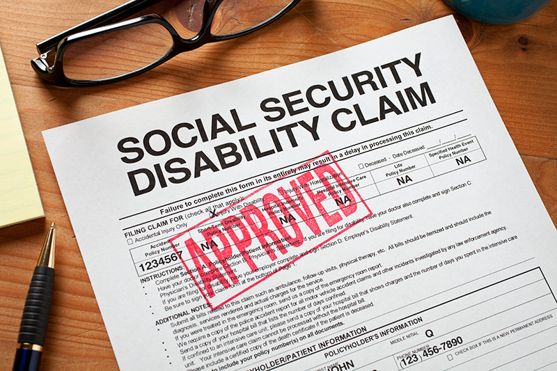 Social Security Disability  Griffin  Jordan